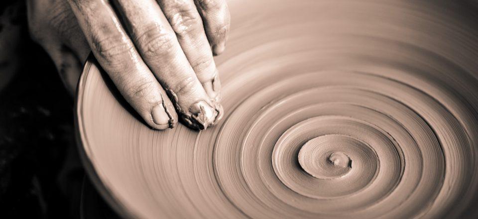 Beginner's Wheel Workshop – October - The Quarry Arts Centre