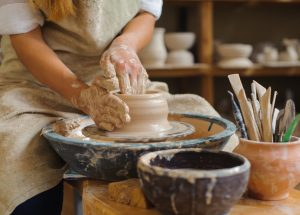 Ceramics facilities - The Quarry Arts Centre