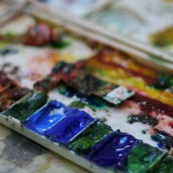 Watercolour Group – Every Wednesday