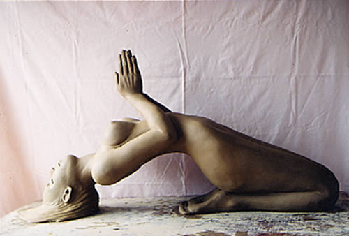 Dell Pryor – Sculptor - The Quarry Arts Centre