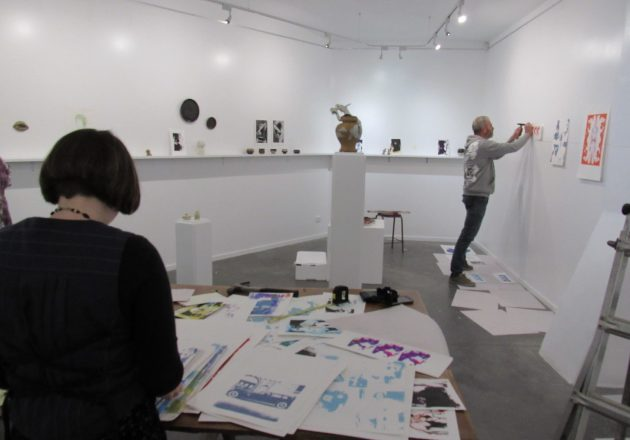 Scholarship Exhibition - The Quarry Arts Centre