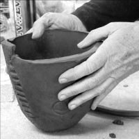 Continuing Clay – Hand Building.