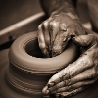 Ceramic Wheel Work – May