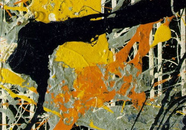 Playing with Paint – Inspirations from Modernism – Class 2 – Jackson Pollock - The Quarry Arts Centre