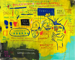 Creative Drawing – Class 6  – Jean-Michel Basquiat - The Quarry Arts Centre