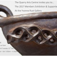 The Quarry Arts Centre Members' Exhibition & Supports' Show