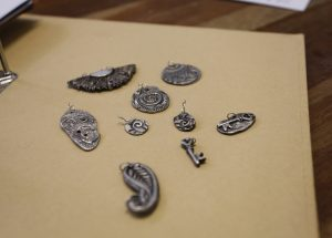Summer Do: Bone carving, mould making & silver - The Quarry Arts Centre