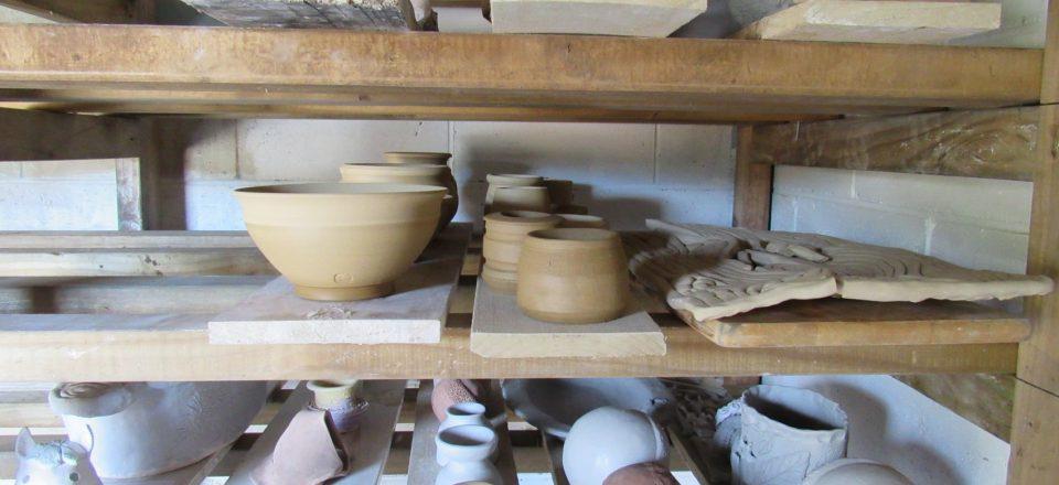 Continuing Clay - The Quarry Arts Centre