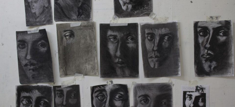Fine Art – Creative Charcoal - The Quarry Arts Centre