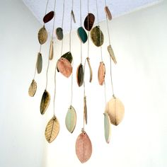 Kids After School Clay – Hanging mobiles - The Quarry Arts Centre