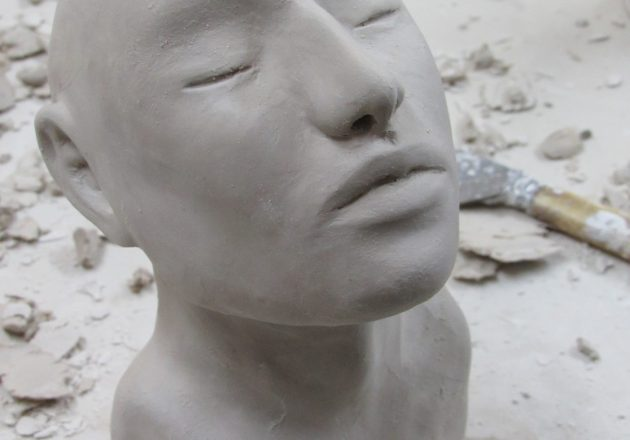 Sculpting the Face - The Quarry Arts Centre