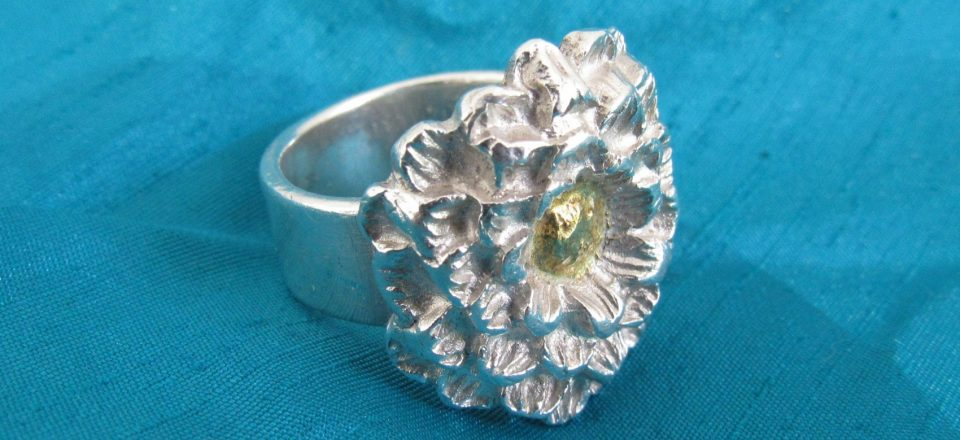 Precious Metal Clay Ring Making- Intermediate - The Quarry Arts Centre