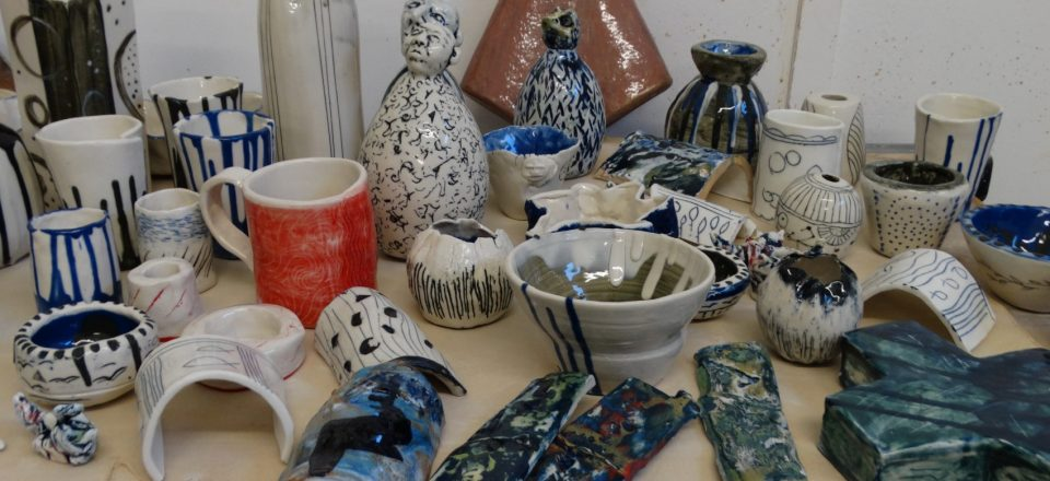 Glazing for Beginners – July - The Quarry Arts Centre