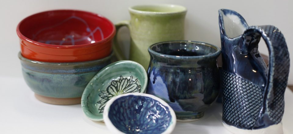 Glaze Application Workshop – February - The Quarry Arts Centre