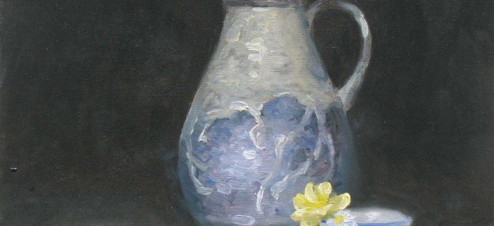 Joan Emery – Painter, ceramicist - The Quarry Arts Centre