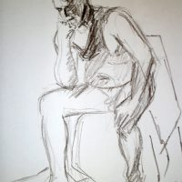 Life Drawing – untutored