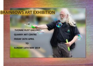 Brainbows – Photographic Art - The Quarry Arts Centre