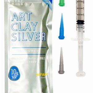 Precious Metal Clay - Silver