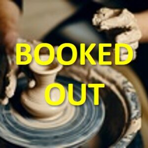 Adult fully booked workshops